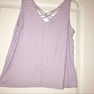 Light Purple Tank
